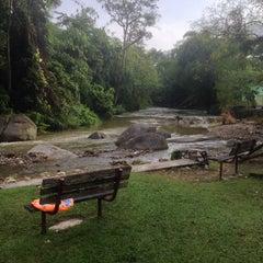 Photo taken at D'Ark Resort Janda Baik by Yuzman Y. on 9/21/2014