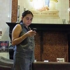 Photo taken at Jan Brito Hotel Bruges by Tufan K. on 7/19/2014