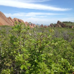 Photo taken at Roxborough State Park by Zachary S. on 5/23/2014