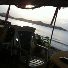 Photo taken at Restaurante Camaron Dorado by Julio César A. on 12/28/2012