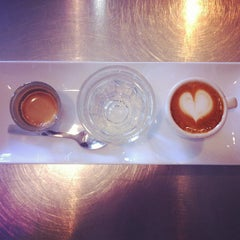 Photo taken at Ridgewood Coffee Company by Aleks K. on 7/7/2013