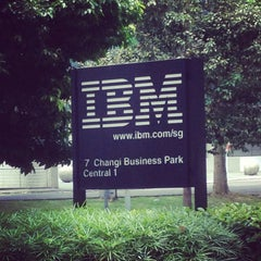 Photo taken at IBM Singapore Pte Ltd by Alan H. on 9/10/2013