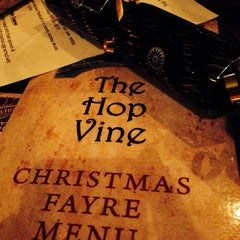 Photo taken at The Hop Vine by Craig M. on 12/24/2013