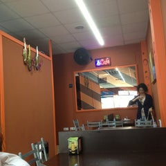 Photo taken at Trigo Y Café by Dani on 3/18/2013