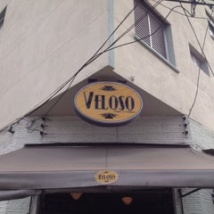 Photo taken at Bar Veloso by marcos h. on 12/16/2012