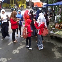 Photo taken at Pasar Bantul by Nurul H. on 4/24/2014