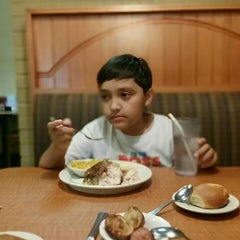 Photo taken at Luby's by Diego R. on 7/28/2014