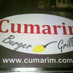 Photo taken at Cumarim Burger Grill by Carlos O. on 6/1/2013