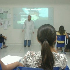 Photo taken at Prédio Universitário - IAENE by Robson O. on 4/2/2014