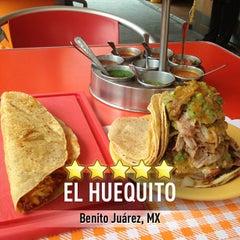 Photo taken at El Huequito by Rodrigo Y. on 7/4/2013