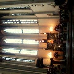 Photo taken at Gereja Katholik Santa Maria by Arif Fransiskus S. on 5/24/2014