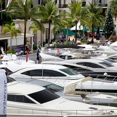 Photo taken at Royal Phuket Marina by Royal Phuket Marina on 12/30/2013