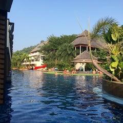 Photo taken at Cha Da Beach Resort by Anna L. on 3/17/2016