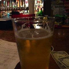 Photo taken at The Green Onion Pub by Nick B. on 9/7/2015