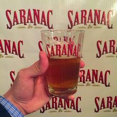 Photo taken at Saranac Brewery (F.X. Matt Brewing Co.) by Nick B. on 11/24/2015