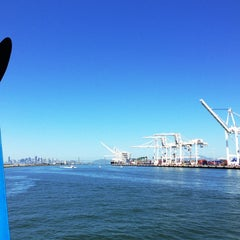 Photo taken at San Francisco Bay Ferry - Alameda Main Street Terminal by Lionel C. on 4/21/2013