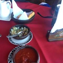 Photo taken at Rayen Restaurante by Rodrigo C. on 1/20/2013
