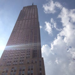 Photo taken at WeWork Empire State by Ofir H. on 9/2/2014
