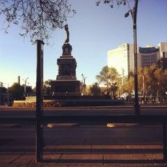 Photo taken at Secretaría De Salud by 'toño R. on 1/12/2014