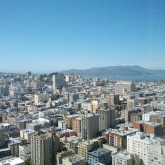 Photo taken at Hilton San Francisco Union Square by Phil on 4/14/2013