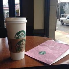 Photo taken at Starbucks by sheri' n. on 10/28/2014