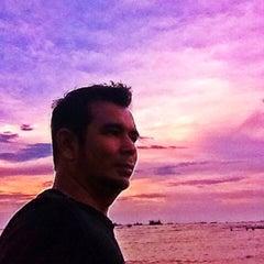 Photo taken at Pantai Marunda by Herry -. on 12/27/2013