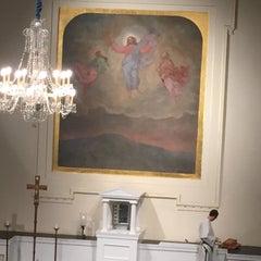 Photo taken at St. Joseph's Roman Catholic Church by George G. on 11/9/2015