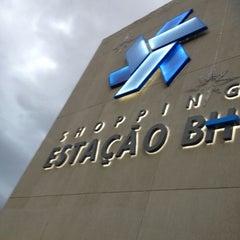 Photo taken at Shopping Estação BH by || Diogo R. on 11/15/2012