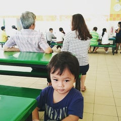 Photo taken at Bukit View Secondary School by Indra P. on 5/30/2015