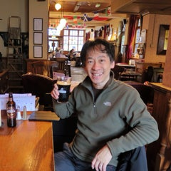 Photo taken at The Castle Inn by Yuko T. on 2/9/2014