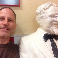 Photo taken at KFC by Tom E. on 6/29/2014