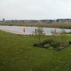 Photo taken at Van der Valk Hotel Wolvega by ZL G. on 8/17/2013