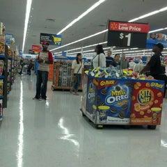 Photo taken at Walmart Supercenter by Dustin B. on 4/15/2012
