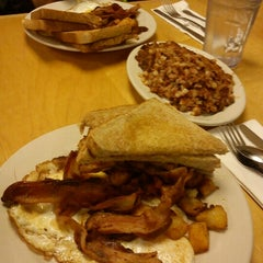Photo taken at McKenna's Cafe by Peggy L. on 11/6/2012
