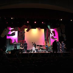 Photo taken at Alverno Pitman Theater by Freesia M. on 5/7/2015