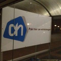 Photo taken at Albert Heijn by Mark B. on 4/28/2013