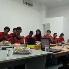Photo taken at GraPARI Telkomsel by DyDhi R. on 1/10/2014