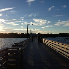 Photo taken at Ballast Point Park by Daniel E. on 12/27/2012