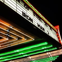 Photo taken at Inwood Theatre by Elizabeth S. on 6/23/2013