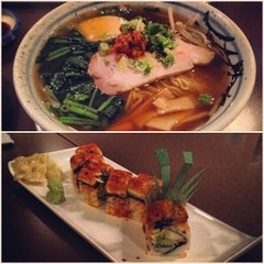 Photo taken at Itto Sushi by Mike F. on 1/22/2013