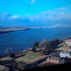 Photo taken at News Channel 3- WREG TV by John P. on 12/15/2014