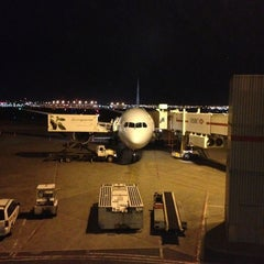Photo taken at Gate D39 by Franco T. on 5/24/2014