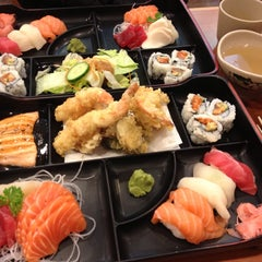 Photo taken at Sapporo Sushi by Franco T. on 9/4/2013