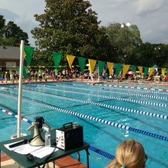 Photo taken at Neely Farm Pool by David Y. on 6/13/2013