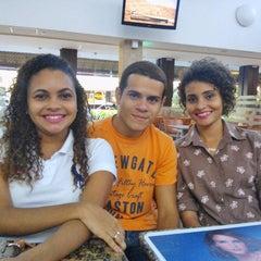 Photo taken at Cinemas Costa Dourada by Yvi D. on 7/29/2014