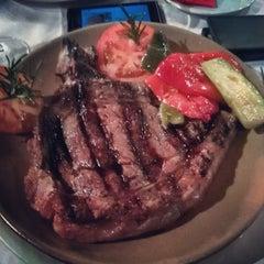 Photo taken at El Toro Bravo Steak House by Jochen S. on 12/3/2014