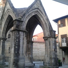 Photo taken at Largo da Oliveira by Judite G. on 6/24/2014