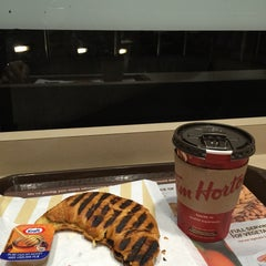 Photo taken at Tim Hortons by M.A.T on 1/13/2015