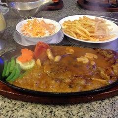 Photo taken at Cazasuki Italian Steak House by Ady Sutono on 1/24/2015