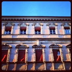 Photo taken at Via Farini by Rodolfo on 12/3/2012